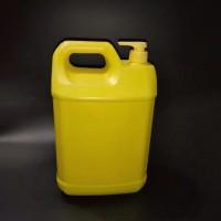 十升洗洁精桶压泵款 洗洁精塑料瓶